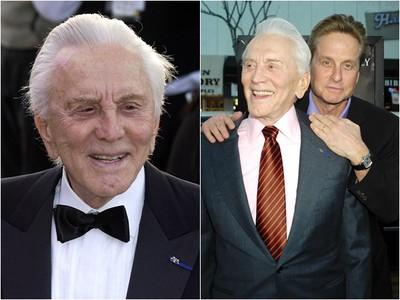 傳奇巨星殞落!老道格拉斯逝享嵩壽103歲