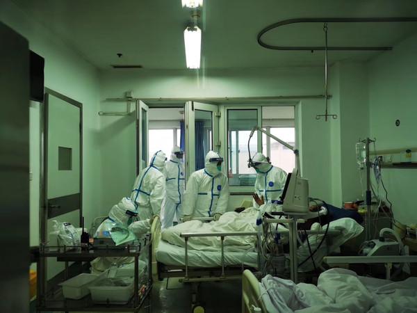 ▲▼武漢肺炎,新型冠狀病毒。(圖/翻攝央視)