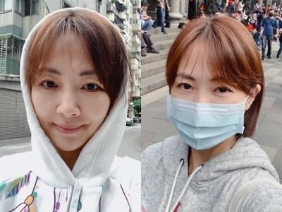 郭昱晴「口罩是莫名議題」心疼陳時中