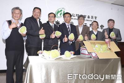 疫情衝擊釋迦外銷 農委會邀30多家電商共同促銷力挺農民