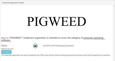 Google新作業系統曝光!「Pigweed」商標註冊透端倪