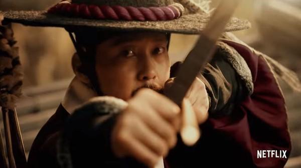 ▲《李屍朝鮮2》首播時間公開!預告出現新臉孔...爛臉活屍HD暴衝。(圖/翻攝自YouTube/Netflix Korea)