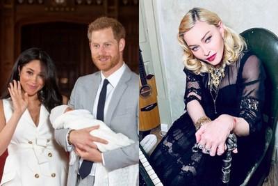 瑪丹娜想把紐約豪宅租哈利、梅根