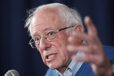 美媒:桑德斯贏得新罕布夏州民主黨初選