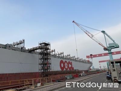網友爆料杭州貨櫃船來台維修成「防疫漏洞」?台船回應了