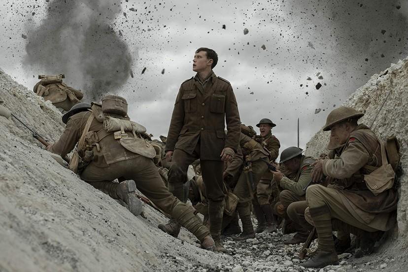 入圍10項奧斯卡電影《1917》 一鏡到底手法讓你親臨橫屍遍野的震撼