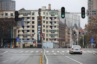 武漢驚傳巨響 居民:門窗都在震