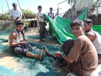 山蘇姬去哪了  緬甸70萬羅興亞人迫害