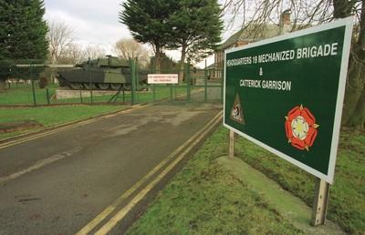 英兵營內猝死3週 遺體在寢室嚴重腐爛