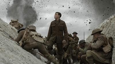 狂攬奧斯卡三大獎!《1917》改編導演爺爺一戰回憶 獲超過71獎項提名