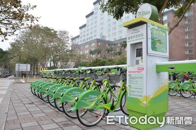 成醫請民眾騎T-Bike健身防疫
