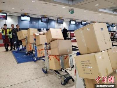 天天去瑞士藥局採買!「中國首善」陳光標捐80萬個口罩