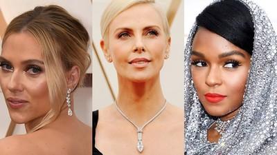 奧斯卡女星珠寶能買房!莎莉賽隆項鍊1.5億「水鑽禮600小時純手工」