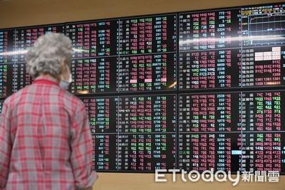 台股收盤上漲23點 收11,815點越過月線