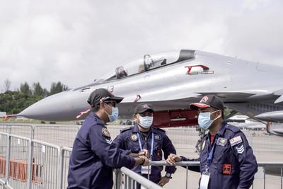戰機打不過病毒!新加坡航展規模縮水