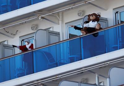 鑽石公主號健康乘客獲准下船「年長者優先」