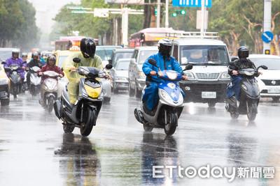 強冷空氣對準台灣!連3天探10度時間曝 周四全台先轉雨