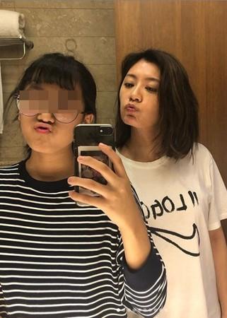 ▲梧桐妹曝近況。(圖/翻攝自Instagram/梧桐妹)
