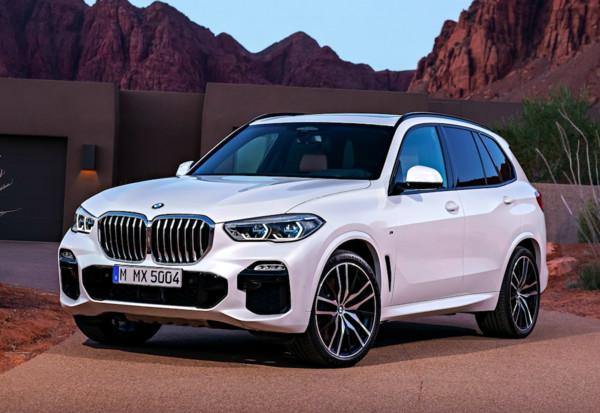▲圖為BMW X5 xDrive30d。(圖/翻攝自BMW)