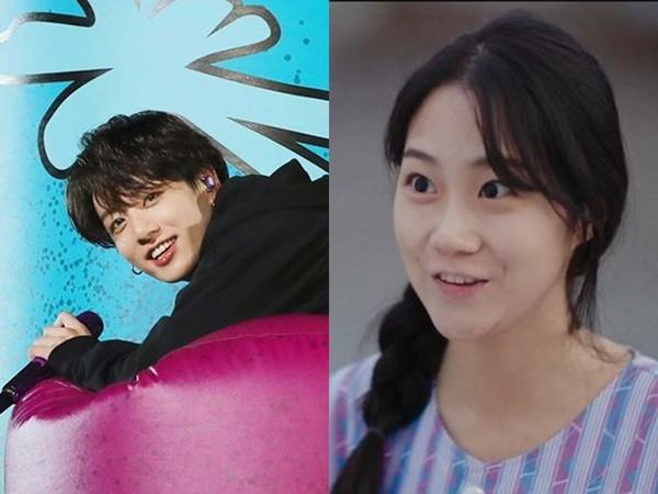 ▲「BTS」防彈少年團也出現在《愛的迫降》。(圖/翻攝自BTS臉書、tvN)