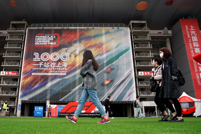F1上海站推遲 賽程緊湊難找替代日