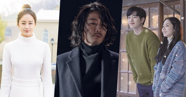 在家追劇不用戴口罩!2月開播6韓劇 金泰希、朴敏英回來了 | ETtod