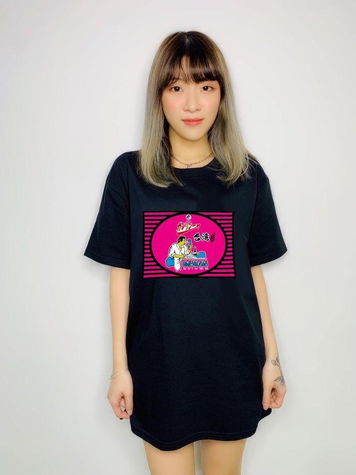 ▲▼惡搞T恤。(圖/翻攝自Facebook/@wakamusha37)