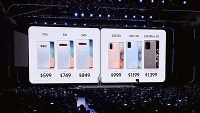 三星Galaxy S10系列大降價!砍價金額1萬2起跳 但台灣官網還沒降