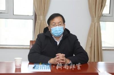 濟南市委書記王忠林接任武漢書記
