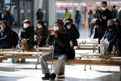 從中國返韓陸籍男家中昏倒送醫不治