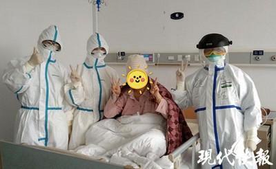 武漢孕婦康復出院 30週胎兒發育正常