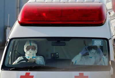 日本消防員搬過病患就確診 累積259例