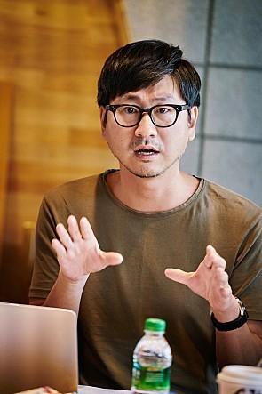 ▲南韓導演林大雄。(圖/翻攝自Naver Movie)