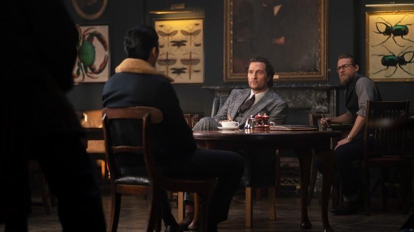 《紳士追殺令》The Gentlemen - 莫非定律極大值