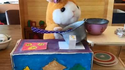 逐格短片看倉鼠約飯!  導演竟是「日本小學生」 網呼:我小學在幹嘛?