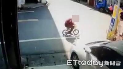 大人騎小車逛街 警破獲竊車案