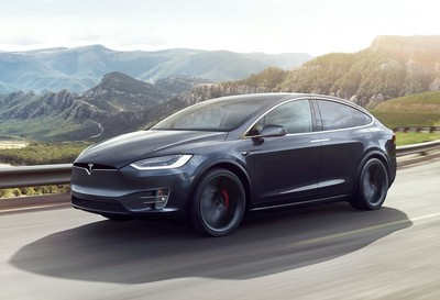 特斯拉北美召回15,000輛Model X