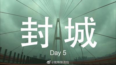 武漢VLOG封城全紀錄!23天疫情圍困下「真實社會圖景」