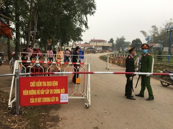 越南一村落爆6例新冠肺炎  政府封村近1.1萬人遭隔離