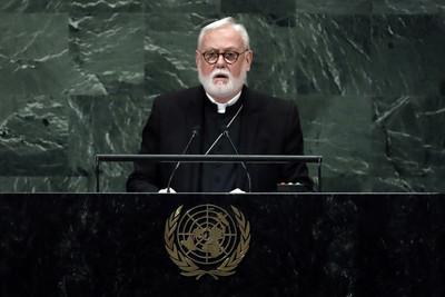 中梵外長會晤 外交部:教廷事前已說明不涉政治