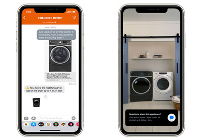 Apple公司開始讓用戶AR購物了