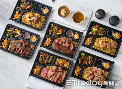 救業績!犇鐵板燒30年來首度賣便當 阿霞飯店桌菜也能外送