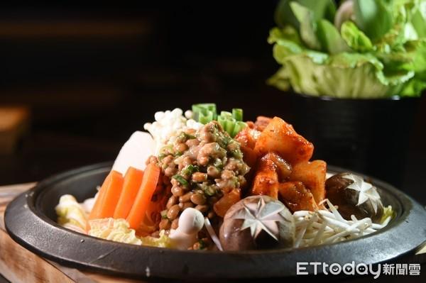 納豆、泡菜與味噌為主角 晶華開賣日本超夯「發酵鍋」