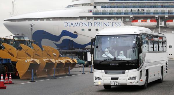 搭鑽石公主號 2澳洲人返國後驗出新冠肺炎病毒!