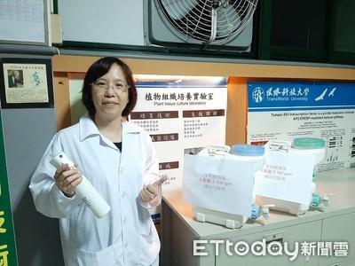 生物技術系自製次氯酸水全校消毒