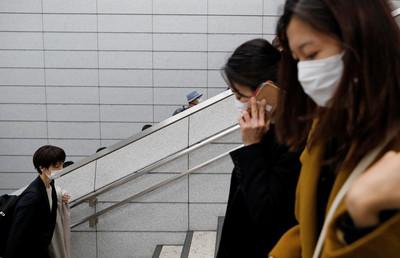 多病例與中國無直接關係 日本急開防疫會