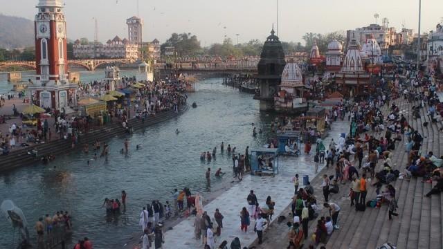 霍亂也被殲滅!印度恆河神祕物質拯救村民 網友:快乾了這碗恆河水
