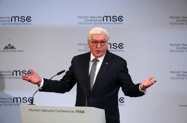 貼身保鑣確診新冠肺炎!德國總統即日起開始自我隔離