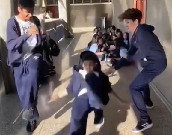 抖音瘋傳「三人跳挑戰」惡作劇 學童重摔送醫…父警告:可能致死