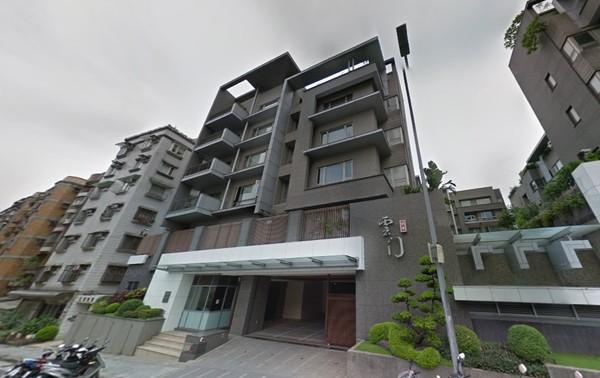 ▲▼士林區「家居雲門」社區,台北市士林區天玉街127號,天母社區。(圖/翻攝自Google Map)